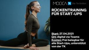 Start-ups, get started!